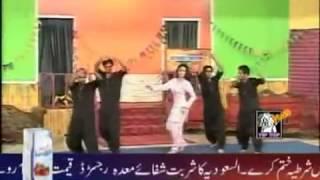Dulha Fiffty Fiffty  New  Pakistani Punjabi Stage Drama New 2011  Part 2   2   YouTube