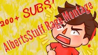 AlbertsStuff Rage Montage