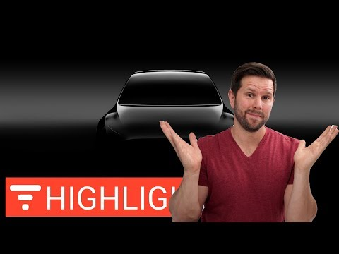 Xxx Mp4 New Tesla Model Y Leaked Details Paint Clearer Picture Highlight 3gp Sex