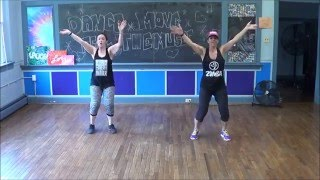 X's and O's Elle King Zumba Warm Up