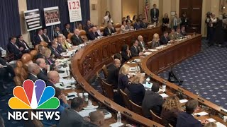 House Judiciary Approves Articles Of Impeachment Against President Trump | NBC News