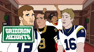 The Top Seeds Tried to Not Freak Out During the Bye Week 😅   Gridiron Heights S3E19