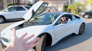 THEY STOLE MY NEW CAR! (Tanner Fox & Lance Stewart)