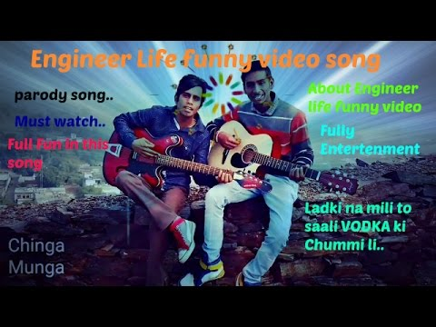 Engineering Btech  funny video song    Engineering college      friendship day song in hindi   