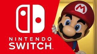 Nintendo Switch (
