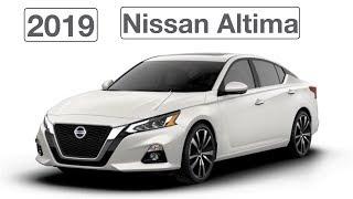 2019 Nissan Altima specs | redesign | interior | release date| price| cargurus | canada| usa| top 10