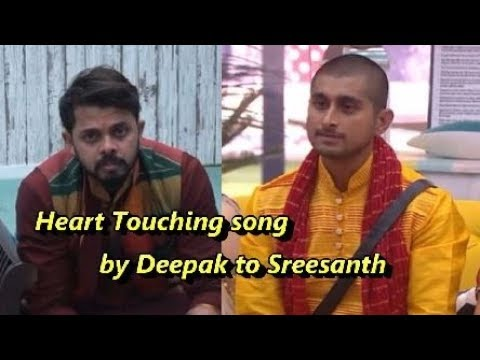 Xxx Mp4 Deepak Thakur S Emotional Song For Sreesanth Bigg Boss 12 3gp Sex