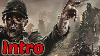 Black Ops 2 Apocalypse DLC - Origins Cinematic Intro Deutsch German