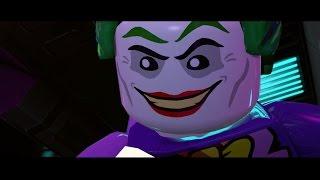 LEGO Batman 3: Beyond Gotham All Cutscenes