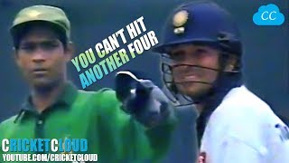 SACHIN in 90s AT HIS BEST   IND VS PAK 1998 !!
