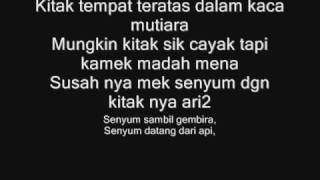 know no - matahari lyrics