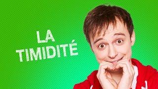 TOP #5 DE LA TIMIDITÉ