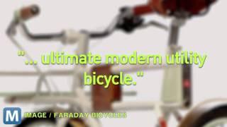 Faraday Porteur Electric Bike Now on Kickstarter