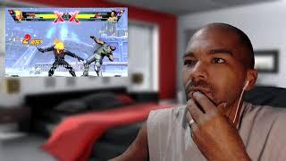 KrimReacts #106: RAP BATTLE IN HELL!!! (Scorpion Vs Ghost Rider Rap Battle & Reaction)