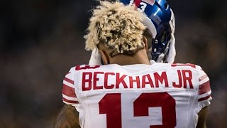 Odell Beckham Jr. Highlights 2016-2017