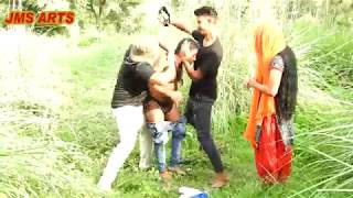 Girl gets trapped #जंगल में मचा दंगल #comedy video # full entertainment video#best vines compilation