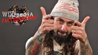 Mike Portnoy - Wikipedia: Fact or Fiction?