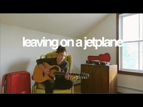 Leaving On A Jet Plane John Denver cover Reneé Dominique