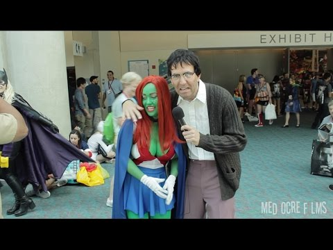 MORE Yeshmin Trolls Comic Con 2014