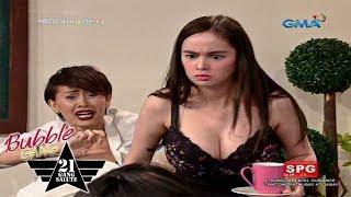 Bubble Gang: Paano maging waitress si Kim Domingo?