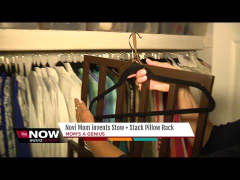 Xxx Mp4 Mom Invents Stack Pillow Rack 3gp Sex