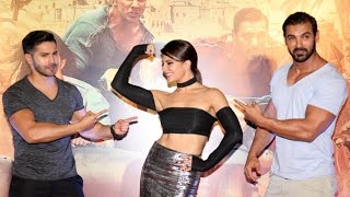 UNCUT Dishoom Movie Trailer Launch | John Abraham, Varun Dhawan, Jacqueline Fernandez