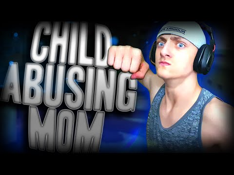 CHILD vs MOM on Xbox Live! Black Ops 2