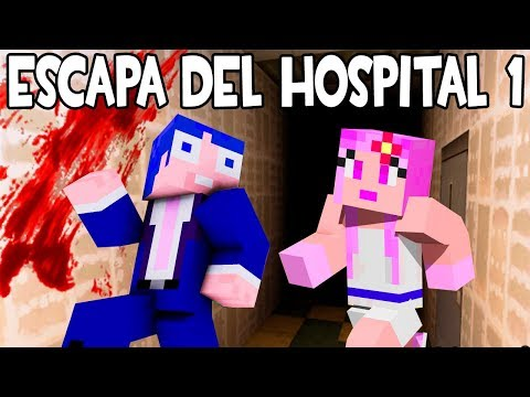 Xxx Mp4 ESCAPA DEL HOSPITAL EN MINECRAFT P 1🏥MAPA DE TERROR 3gp Sex