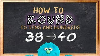 How to Round to Tens and Hundreds!