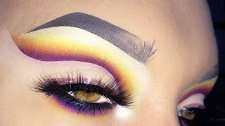 HOW TO CUT CREASE: COME REALIZZARLA! Sunset Cut Crease Tutorial