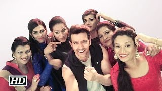 Hrithik Roshan to shake a leg with Transgender Band - The 6-Pack Band
