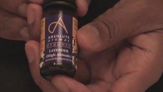 A guide to using lavendar massage oil