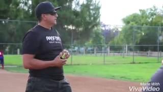 Outfield drills 10u
