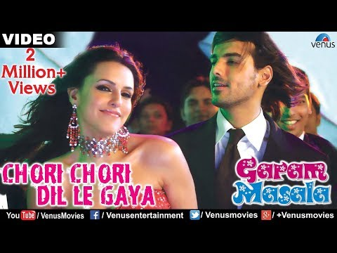 Xxx Mp4 Chori Chori Dil Le Gaya Full Video Song Garam Masala Akshay Kumar John Abraham Neha Dhupia 3gp Sex