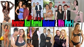Top 10 PornStar Real Married Husband Wife Part 1 | Top PornStar Couple | Real Life PornStar Couple