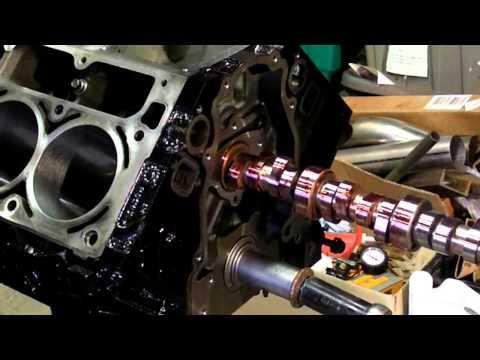 Segment Three   Cam Install and Timing Set Install