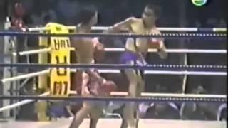 Сомлук Камсинг - Легенда Тайского бокса | Somrak Khamsing - Muay Thai Legend