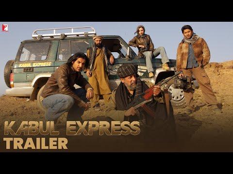 Kabul Express   Official Trailer   John Abraham   Arshad Warsi