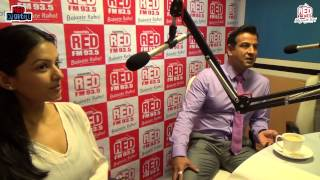 Ronit Roy at 11 se 2 Bhabhi ka show
