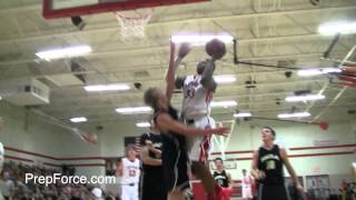 2013 SF Semi Ojeleye goes off for 56 points in only 3 quarters
