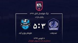 Kabul Futsal League Match 2 Highlights