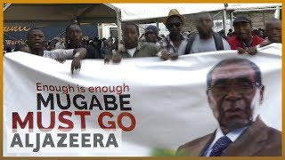 🇿🇼A year after Mugabe, hopes for a new Zimbabwe still low | Al Jazeera English