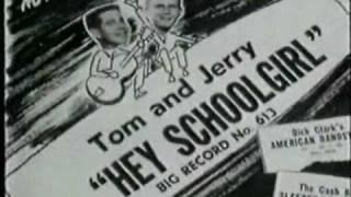 Paul Simon's music-1953 to 1963