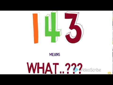 Xxx Mp4 143 Means What 3gp Sex