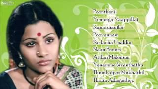 Best of Shobha Tamil Film Actress   Hit Tamil Film Songs   K.J.Yesudas   S.Janaki   P.Susheela
