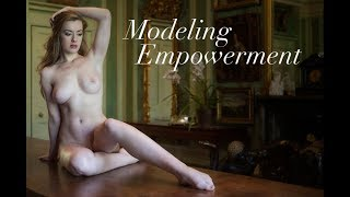 Rosa Brighid bullied nude model speaks out. How being a model changed her life.