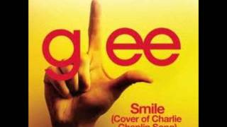 Glee-Smile (Charlie Chaplin Version) Full