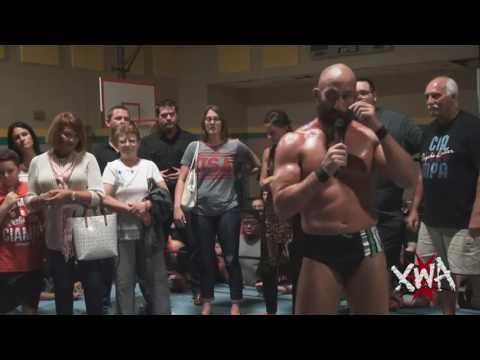 XWA sends Tommaso Ciampa off to WWE!