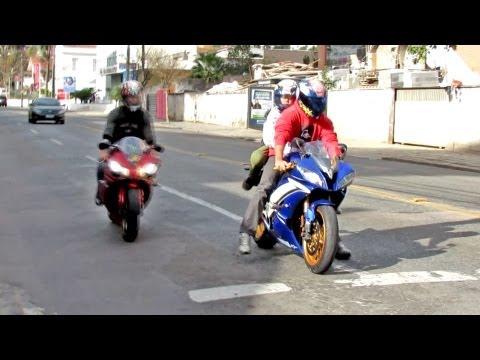 Yamaha R6 & R1, S1000RR, CBR 600F, 600RR & 1000RR HRC, Ninja ZX6R & Suzuki - Bikers Curitiba 54