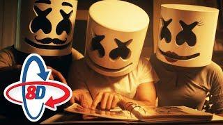 Marshmello - Together - (8D AUDIO)  TODAS AS DIREÇÕES